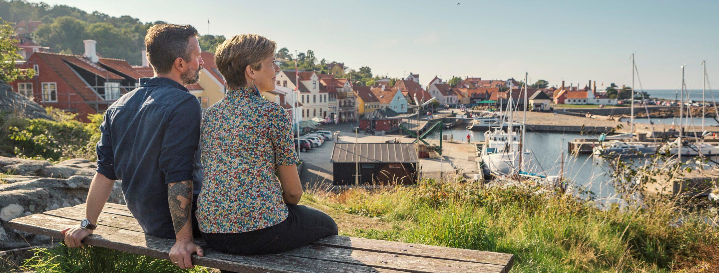 Parferie på Bornholm